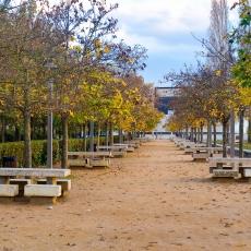 Banyoles Parc de la Draga