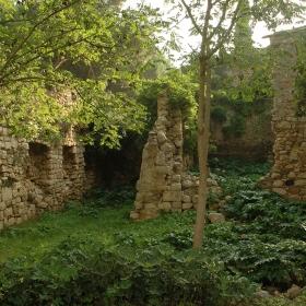 Carrers del Poble Medieval de Sant Martí d'Empúries