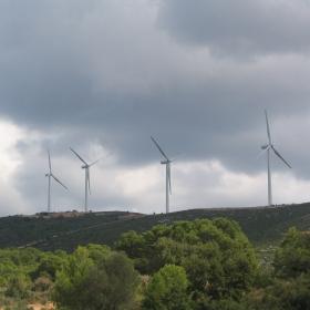 Parc Eòlic de Serra Voltorera