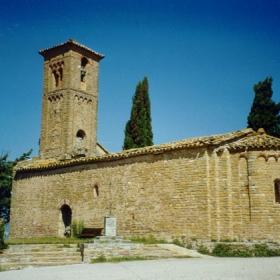 El Brull - Ermita de Sant Jaume de Viladrover