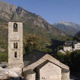 Boí - Esglèsia Sant Joan de Boí