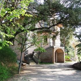 Puig-Reig - Jardins i torres vella de Cal Pons
