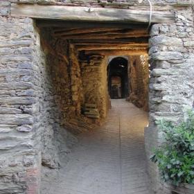 Montferrer i Castellbó - Carrer Clos de Vilamitjana del Cantó