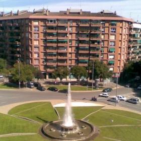 Plaça Catalunya. Sabadell