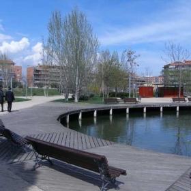 El Prat de Llobregat - Parc de la Solidaritat