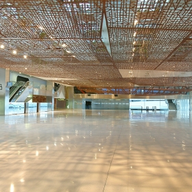 CCIB - Entrance Hall