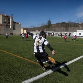 Camp de Futbol de Sant Joan de les Abadesses