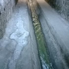 Sewer System Pg. Sant Joan