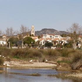 Desembocadura del riu Foix