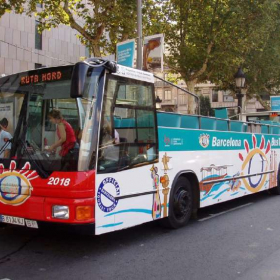Bus turístic - Jardinera