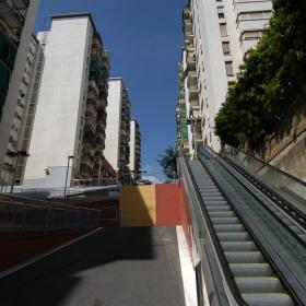 Escales mecàniques de Can Serra