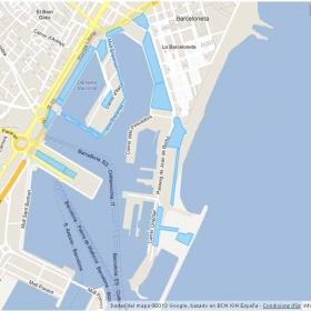 Espais gestionats per Port Vell