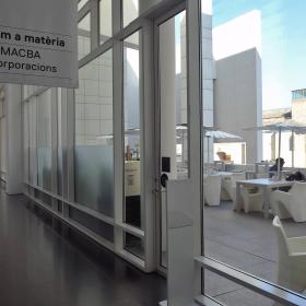 MACBA - Meier/Terrassa