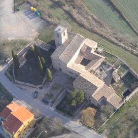 Monestir i claustre de Santa Maria de Lluçà