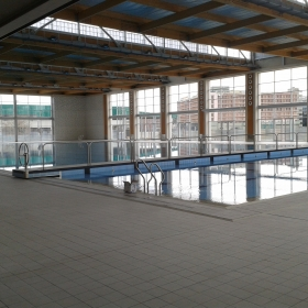 Piscina olímpica municipal