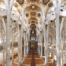 © Pep Daudé/Basílica Sagrada Família