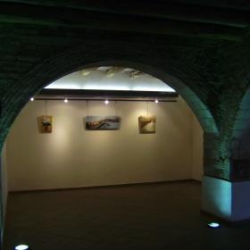 Sala d'exposicions de Cal Bach