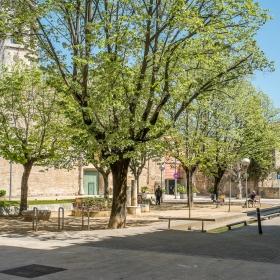 Plaça del Monestir