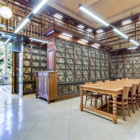 Biblioteca de Reserva