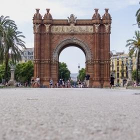 Barcelona - Arc de Triomf / Foto: Vanmaele Wim Karel Firmin (Wim)