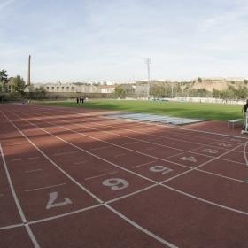 Pistes d'atletisme Josep Molins
