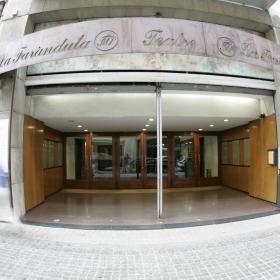Teatre La Faràndula - Façana