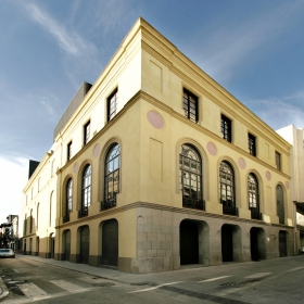 Teatre Principal de Sabadell Façana