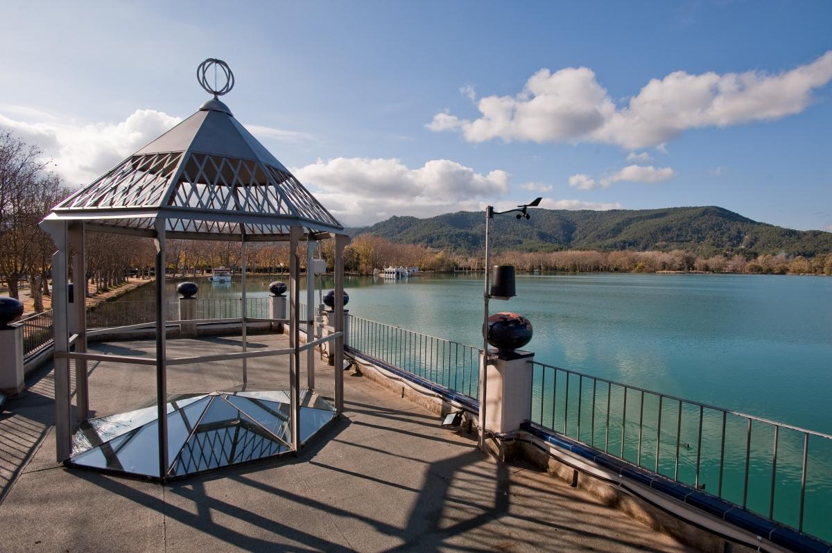Oficina de turismo de l estany pesquera d en lero for Oficina de turismo girona