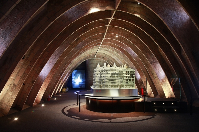 Espai Gaudí - Les Golfes