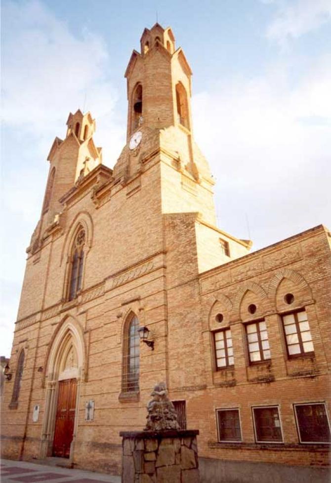 Sant Esteve Sesrovires - Església Parroquial