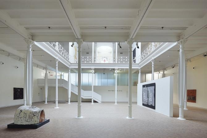 Fotos: Fundació Antoni Tàpies