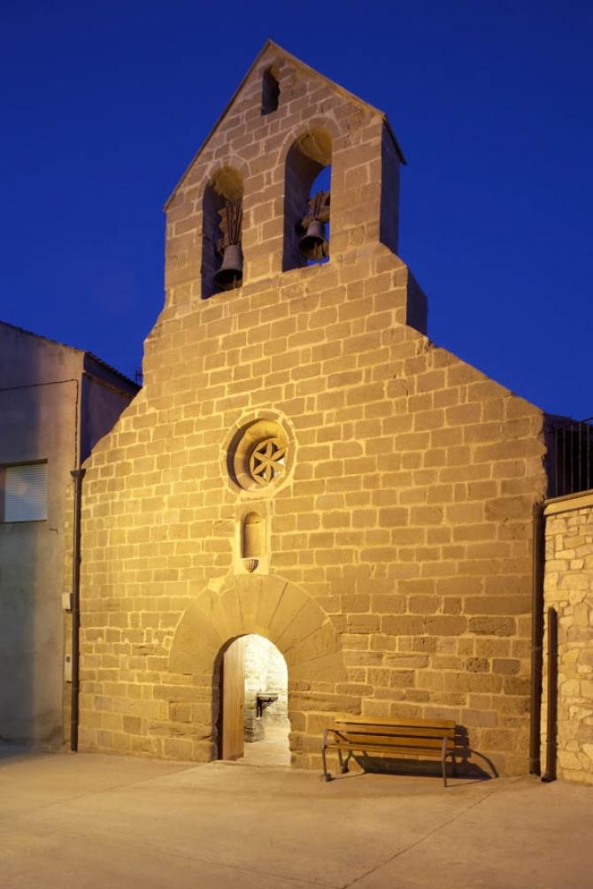 Església Vella de la Guàrdia d'Urgell