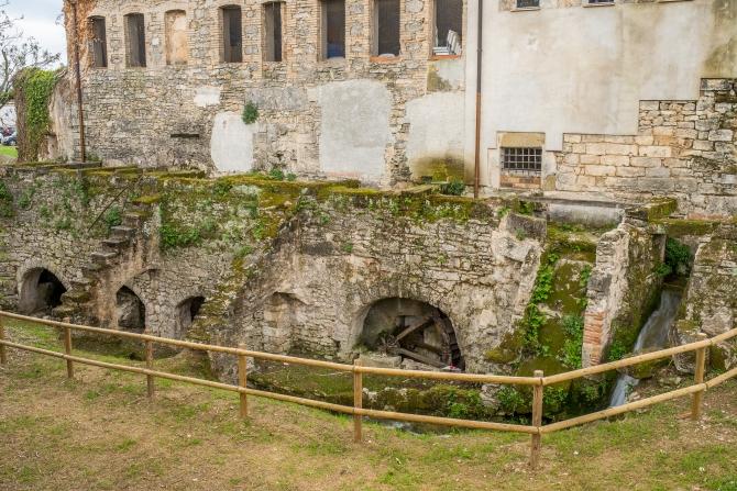 Banyoles Farga d'Aram