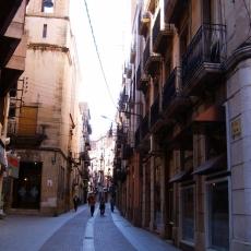 Carrer Sant Blai de Tortosa