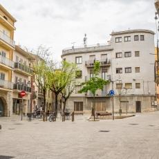 Plaça del Teatre