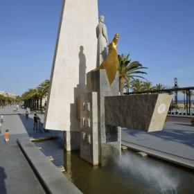 Passeig Jaume I de Salou