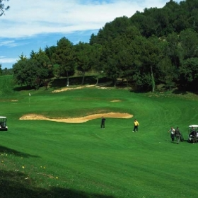 Camp de golf Sant Feliu de Codines