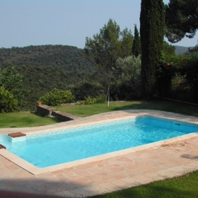 Casa Can Busquet Swimming Pool and Garden