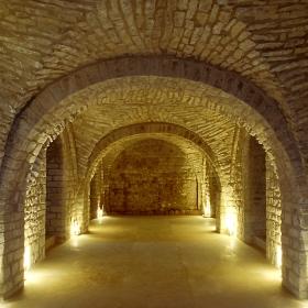 Interior Monestir de Sant Llorenç, Guardiola de Berguedà