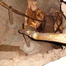 Baixada cova de les Tosques