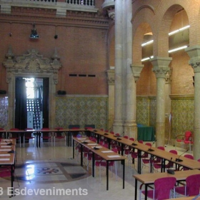 Sala d'actes_ Salón de actos_Assembly Hall