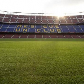 Estadio de Futbol Club Barcelona Camp Nou