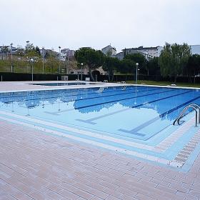 piscina d'estiu