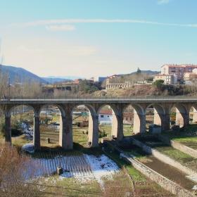 Pont Nou de Sant Joan de les Abadesses