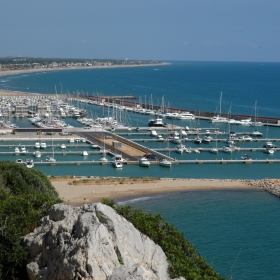 Port de la Ginesta