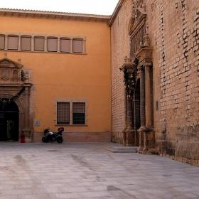 Carrer Sant Domènec de Tortosa