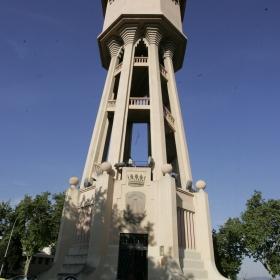 Torre de l'Aigua de Sabadell